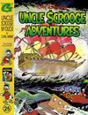 Cover for Walt Disney's Uncle Scrooge Adventures in Color (Gladstone, 1996 series) #25