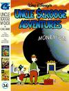 Cover for Walt Disney's Uncle Scrooge Adventures in Color (Gladstone, 1996 series) #34