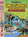 Cover for Walt Disney's Uncle Scrooge Adventures in Color (Gladstone, 1996 series) #49
