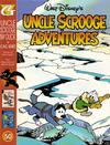 Cover for Walt Disney's Uncle Scrooge Adventures in Color (Gladstone, 1996 series) #50