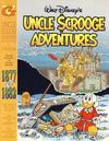 Cover for Walt Disney's Uncle Scrooge Adventures in Color (Gladstone, 1996 series) #1877-1882