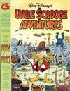 Cover for Walt Disney's Uncle Scrooge Adventures in Color (Gladstone, 1996 series) #1884-1887