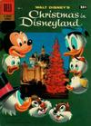 Cover for Christmas In Disneyland (Dell, 1957 series) #1