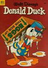 Cover for Donald Duck (Dell, 1952 series) #34