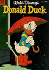 Cover for Donald Duck (Dell, 1952 series) #35