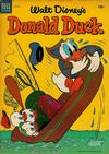 Cover for Donald Duck (Dell, 1952 series) #36