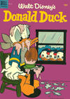 Cover for Donald Duck (Dell, 1952 series) #38