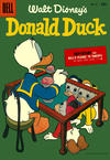 Cover for Walt Disney's Donald Duck (Dell, 1952 series) #43