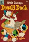 Cover for Walt Disney's Donald Duck (Dell, 1952 series) #45