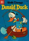 Cover for Donald Duck (Dell, 1952 series) #47