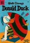 Cover for Donald Duck (Dell, 1952 series) #48