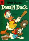 Cover for Donald Duck (Dell, 1952 series) #49