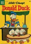 Cover for Walt Disney's Donald Duck (Dell, 1952 series) #53