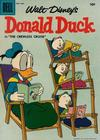 Cover for Donald Duck (Dell, 1952 series) #56