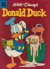 Cover for Donald Duck (Dell, 1952 series) #57