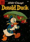 Cover for Donald Duck (Dell, 1952 series) #58