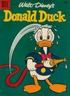 Cover for Donald Duck (Dell, 1952 series) #60