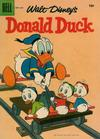 Cover for Donald Duck (Dell, 1952 series) #61
