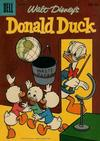 Cover for Donald Duck (Dell, 1952 series) #62