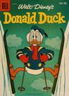 Cover for Walt Disney's Donald Duck (Dell, 1952 series) #63