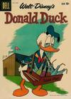 Cover for Donald Duck (Dell, 1952 series) #66
