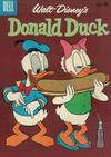 Cover for Donald Duck (Dell, 1952 series) #69