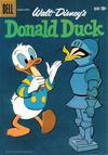 Cover for Donald Duck (Dell, 1952 series) #70