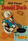 Cover for Donald Duck (Dell, 1952 series) #73