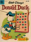 Cover for Donald Duck (Dell, 1952 series) #74