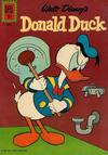 Cover for Donald Duck (Dell, 1952 series) #82