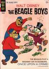 Cover for Walt Disney The Beagle Boys (Western, 1964 series) #5