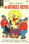 Cover for Walt Disney The Beagle Boys (Western, 1964 series) #14 [Gold Key Variant]