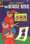 Cover for Walt Disney The Beagle Boys (Western, 1964 series) #20 [Gold Key Variant]