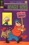 Cover for Walt Disney The Beagle Boys (Western, 1964 series) #25