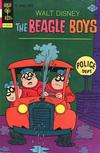 Cover for Walt Disney The Beagle Boys (Western, 1964 series) #27 [Gold Key Variant]