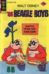 Cover for Walt Disney The Beagle Boys (Western, 1964 series) #28 [Gold Key]