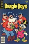 Cover for Walt Disney The Beagle Boys (Western, 1964 series) #43 [Gold Key]