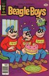 Cover Thumbnail for Walt Disney The Beagle Boys (1964 series) #45 [Gold Key]