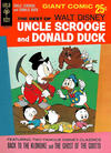Cover for Walt Disney The Best of Uncle Scrooge and Donald Duck (Western, 1966 series) #1