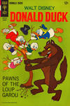 Cover for Donald Duck (Western, 1962 series) #117