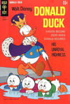 Cover for Donald Duck (Western, 1962 series) #122