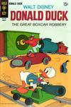 Cover for Donald Duck (Western, 1962 series) #123
