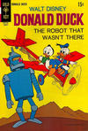 Cover for Donald Duck (Western, 1962 series) #129