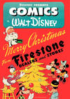 Cover for Donald and Mickey Merry Christmas (Dell, 1943 series) #1943