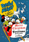 Cover for Donald and Mickey Merry Christmas (Dell, 1943 series) #1948