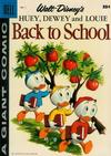Cover for Huey, Dewey and Louie Back to School (Dell, 1958 series) #1