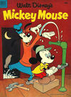 Cover for Mickey Mouse (Dell, 1952 series) #36