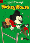 Cover for Mickey Mouse (Dell, 1952 series) #38