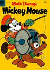 Cover for Mickey Mouse (Dell, 1952 series) #40