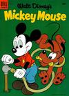 Cover for Mickey Mouse (Dell, 1952 series) #41